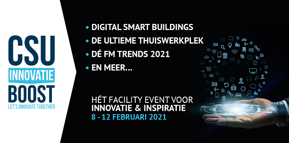 CSU Innovatie Boost: let's innovate together